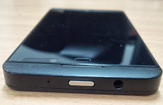 Display BlackBerry Z10