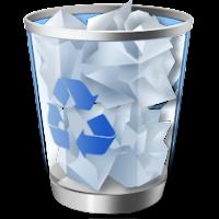 recycle bin Windows 7