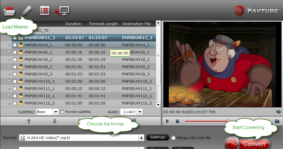 Play Mpeg 2 Mpeg 4 Avc Vc 1 Blu Ray Discs Or Iso On Pc Or Laptop Digitizing Your Media Life