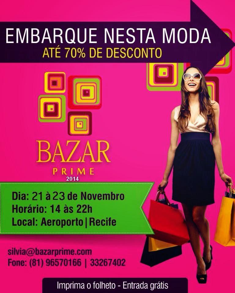 BAZAR PRIME 2014 - RECIFE