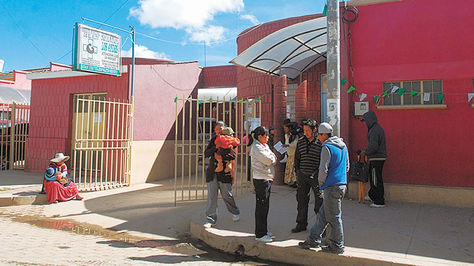 Hospitales en El Alto, Bolivia