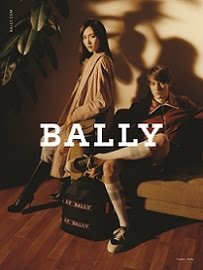 BALLY SS2018 AD CAMPAIGN