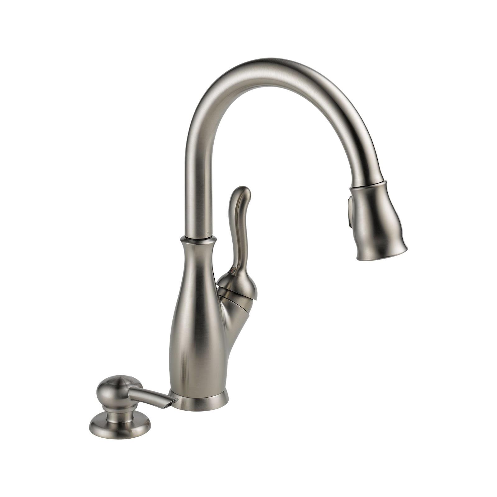 Delta Kitchen Sinks : Delta Leland 19978-sssd-dst Kitchen Faucet