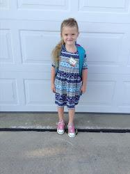 Grace ~ age 5