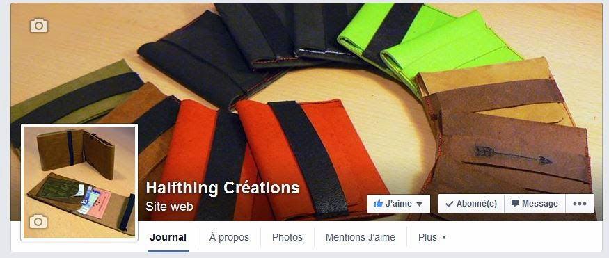 HALFTHING CREATION sur Facebook