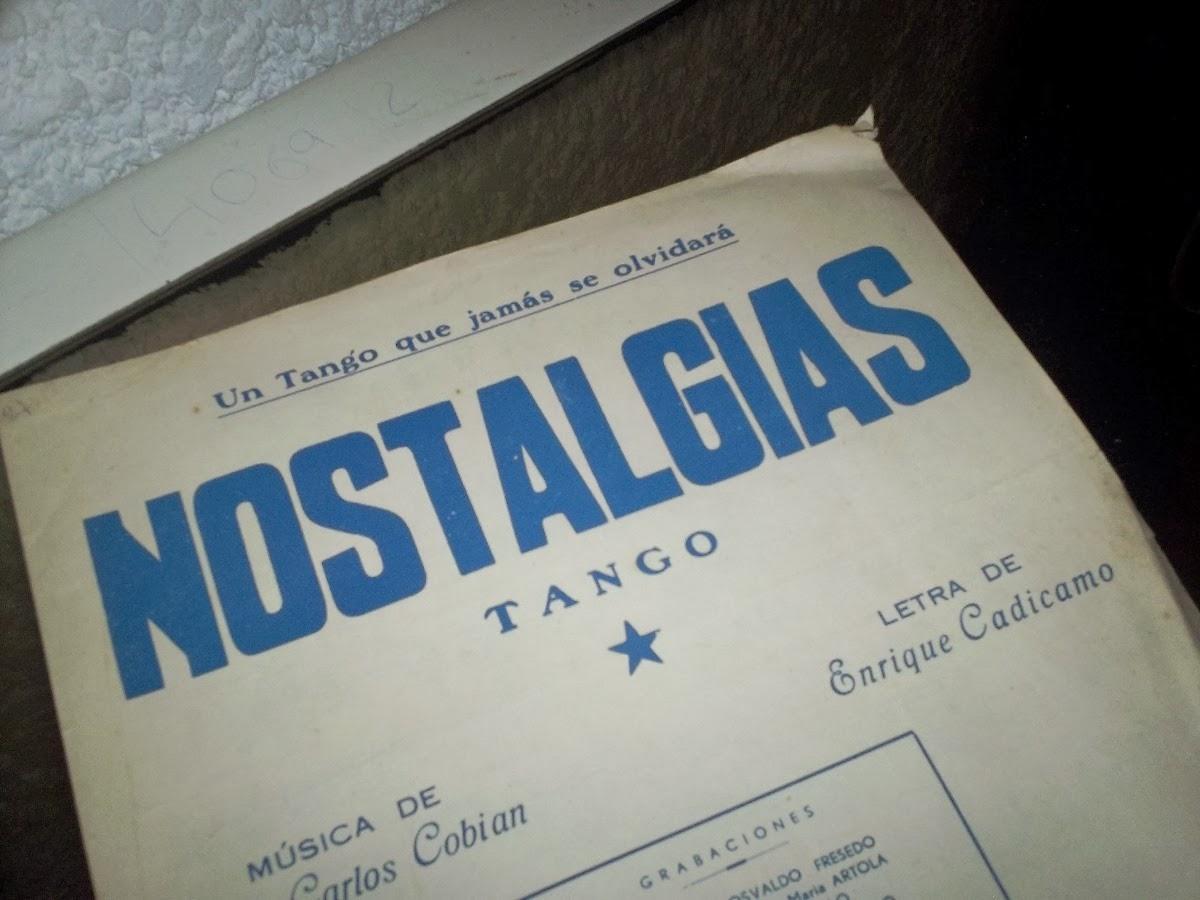 escuchar nostalgias: