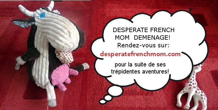 Desperate French Mom