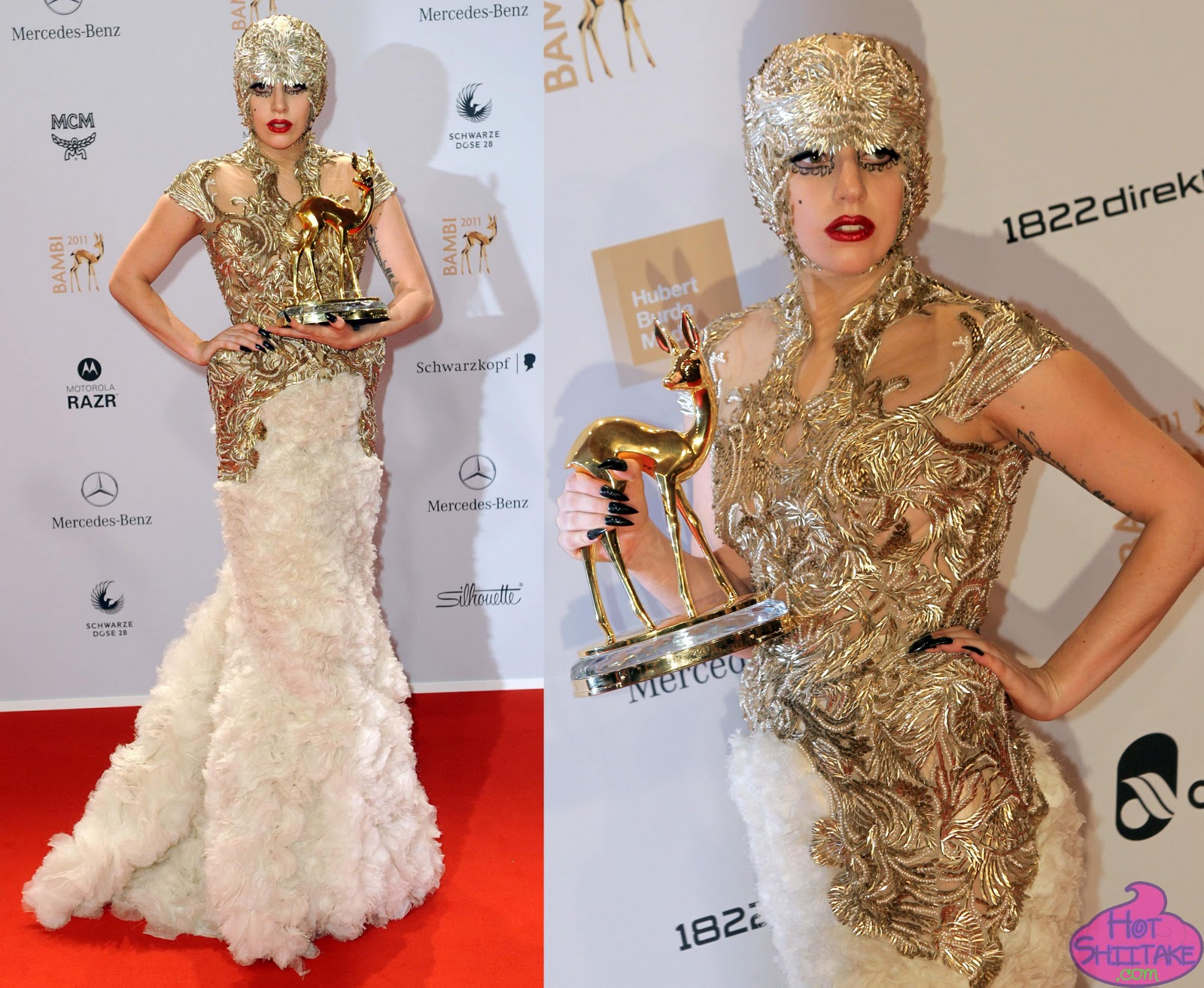 Lady GaGa Bambi Awards