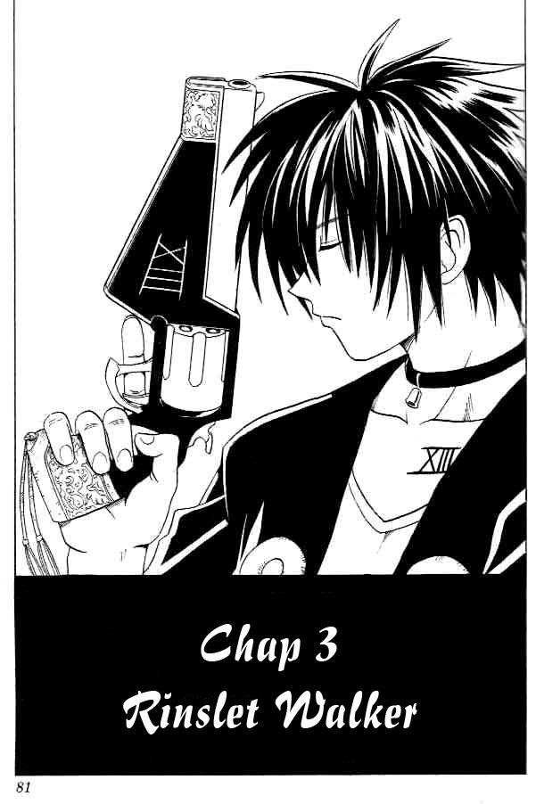 xem truyen moi - Black Cat Black Cat Chap 3