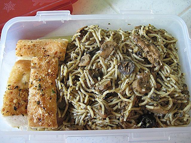 how to cook pesto pasta clara ole