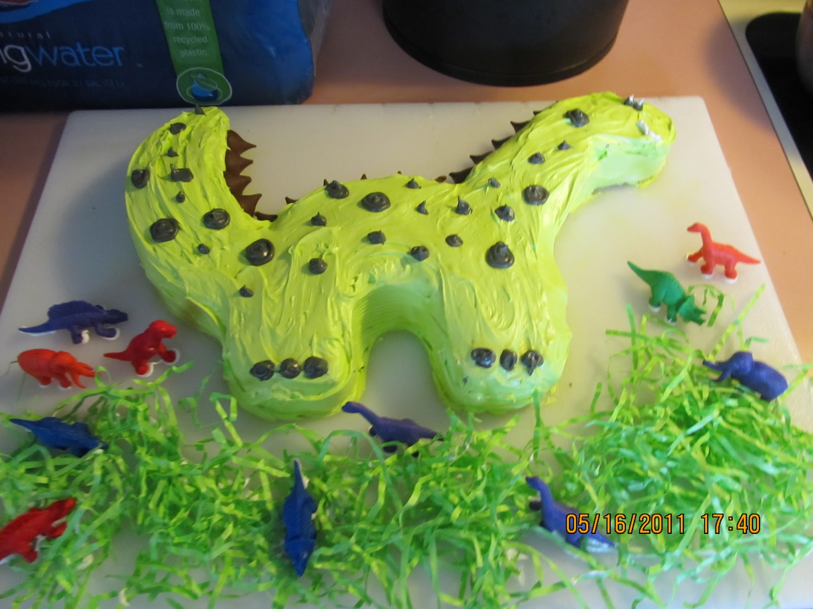 Bilo Minion Birthday Cake