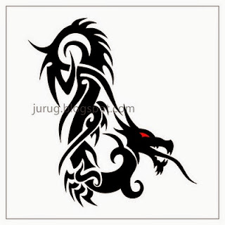 gambar tatto tribal gambar tattoo naga tribal japanese tattoo ...