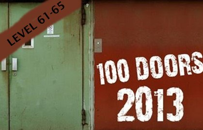100 Doors 2013 Solutions Level 61 62 63 64 65 65