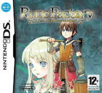 Rune Factory: A Fantasy Harvest Moon (E) | DS Roms