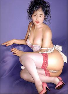 Pin Up Desnudos Mujeres Pintura
