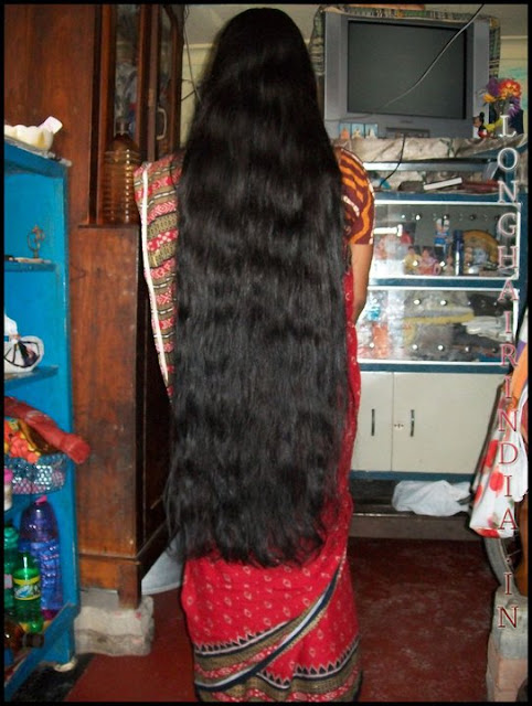 Very long indian hairstyles