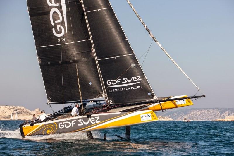Le GC32 GDF Suez