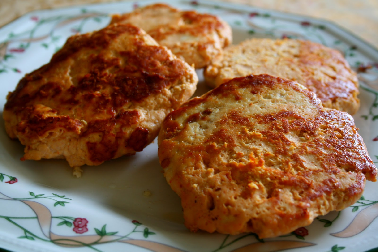 24/7 Low Carb Diner: Smoked Paprika Chicken Burgers and Freezing ...