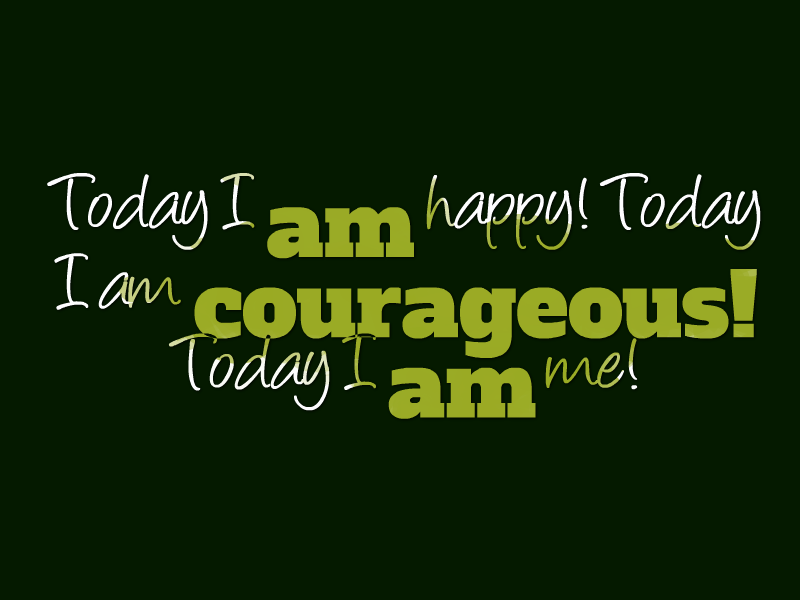 Affirmations for Teenagers, Affirmations for Women, Daily Affirmations