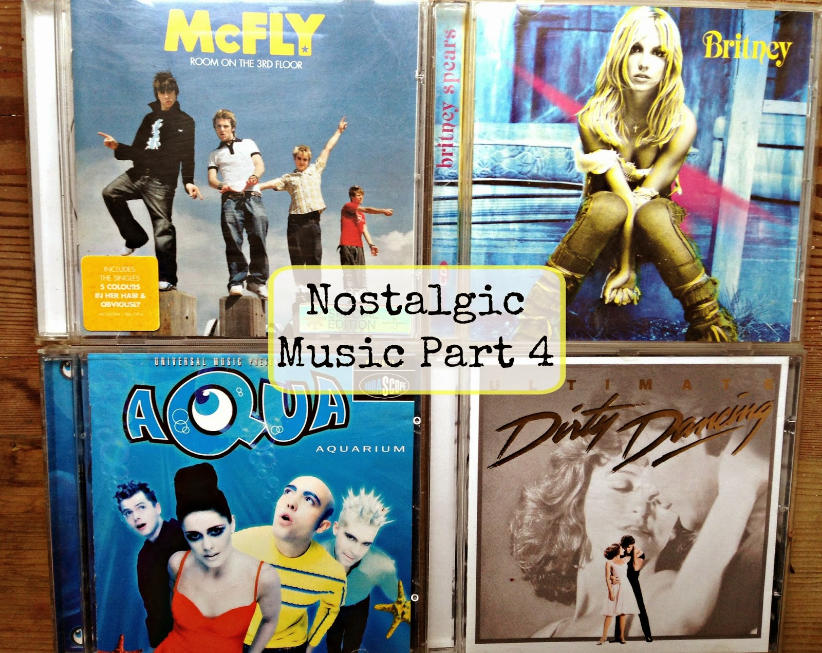 Nostalgic Music Part 4
