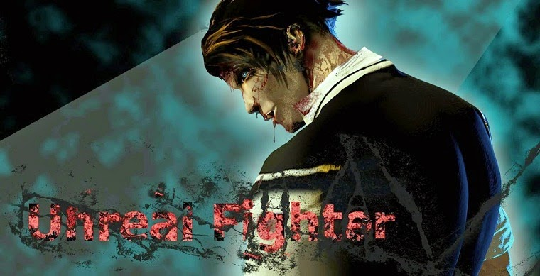 Unreal Fighter APK + Data Game For Android