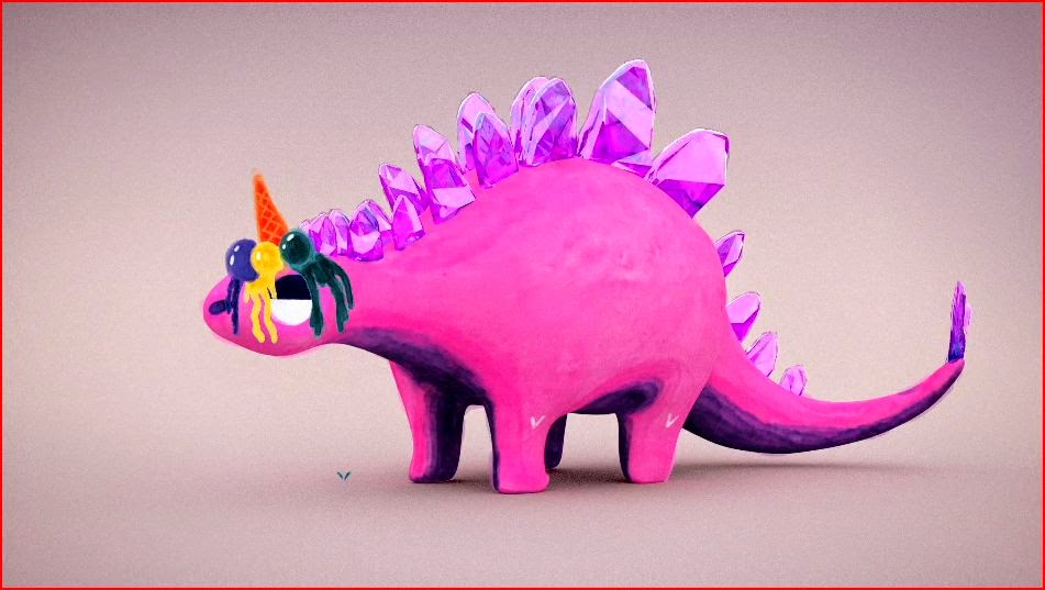 Wayne the Stegosaurus animatedfilmreviews.filminspector.com