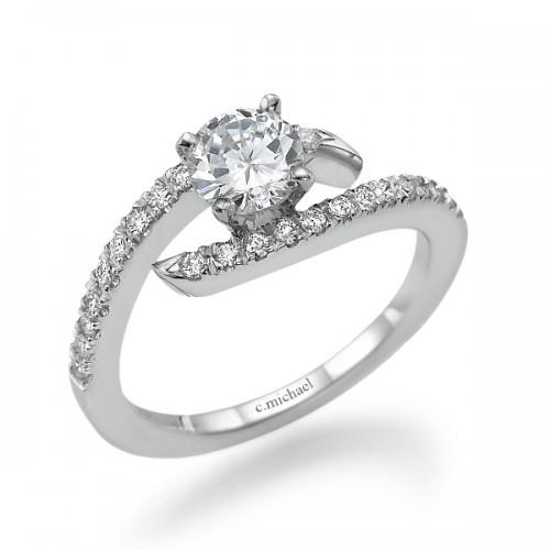 טבעת אירוסין mc-2344