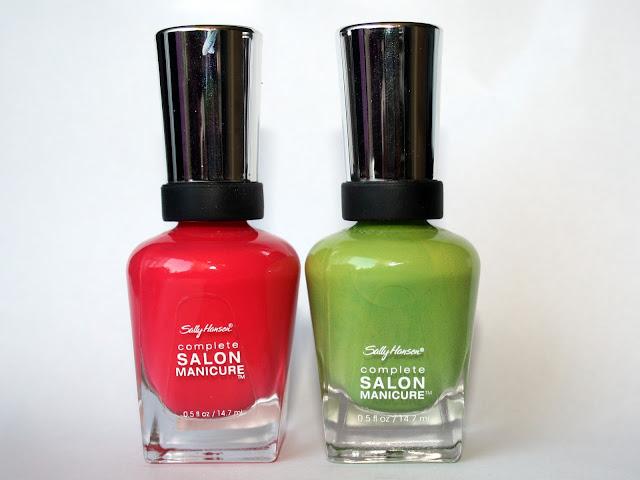 Sally Hansen Complete Salon Manicure | Uñas de Arte