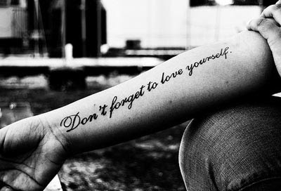 Life Tattoos Quotes on Tattoo Quotes And Sayings