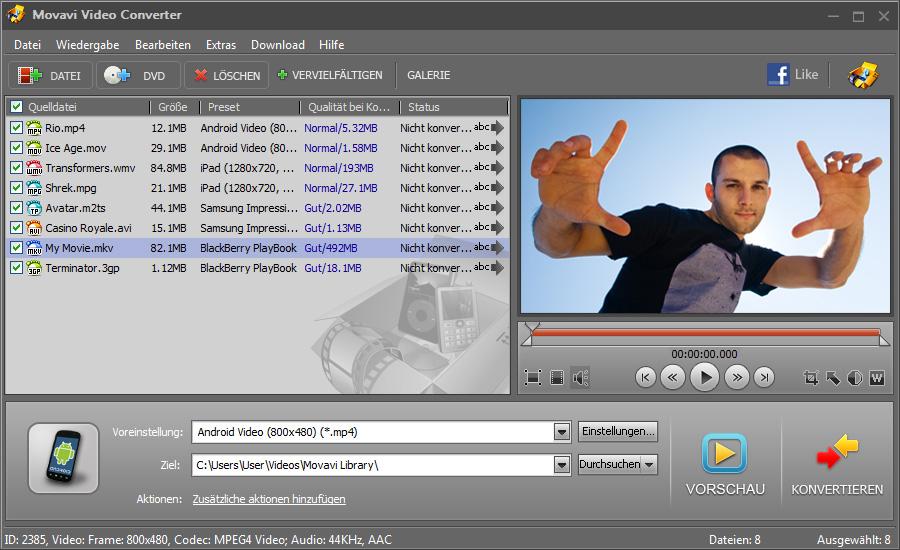 cara crack movavi video converter 17