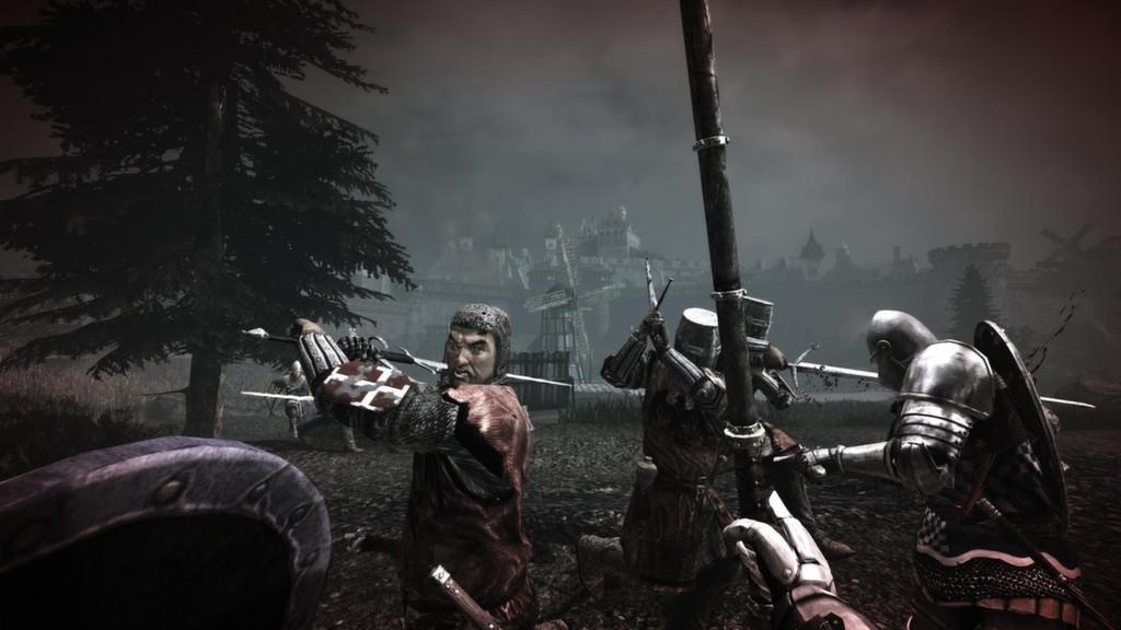 Chivalry : Medieval Warfare pc