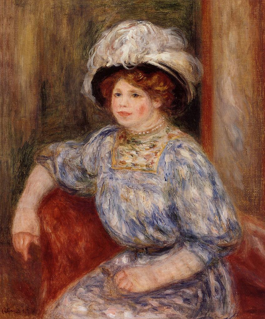 Art artists pierre auguste renoir part 20 for Auguste renoir