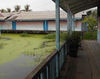 Sekolah Yang 'Terlupakan' di Kota Palembang