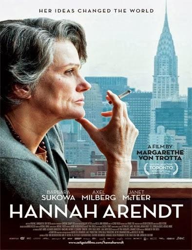 Ver Hannah Arendt (2012) Online