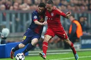 Ver Fc Barcelona vs Bayern Munich Online Gratis 01 de Mayo (2013)