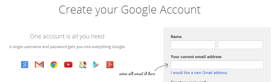 Google Account Without Gmail