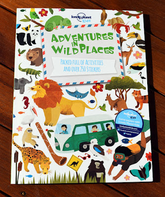 Adventures in Wild Places from Lonely Planet Kids