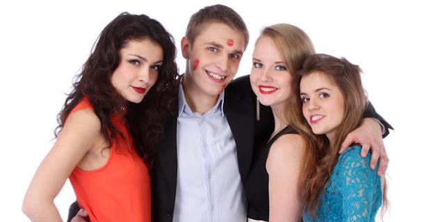5 Alasan Wanita suka Cowok Nakal daripada Cowok Baik hati dan tidak sombong