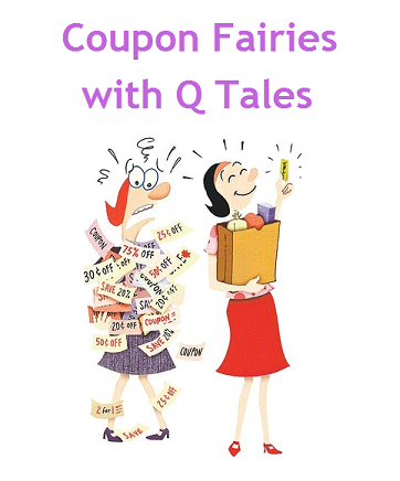 Coupon Faires with Q Tales