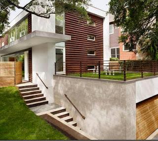 Fotos de terrazas terrazas y jardines colores de for Jardines de casas modernas