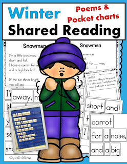 https://www.teacherspayteachers.com/Product/Winter-Shared-Reading-Poems-and-Pocket-Charts-2272090