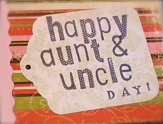 Kids make cards for Aunt & Uncle Day at ChiknEGG's My Manakin Market on Saturday, July 26th, 2014