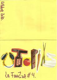 """En """"La Fanzine"""" nº 4 (página 4) 2010"""