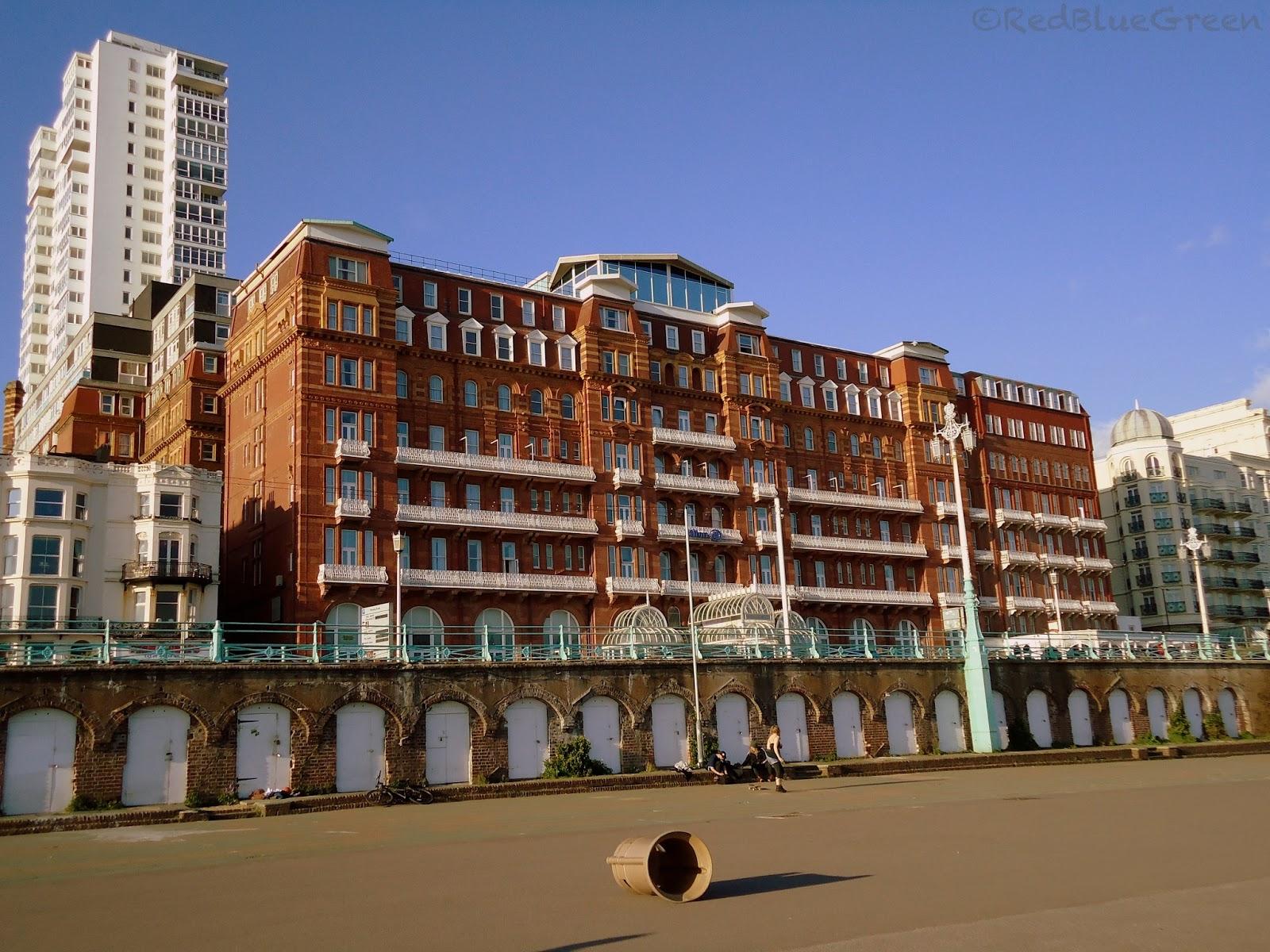 Brighton Seafront 1 Redbluegrin
