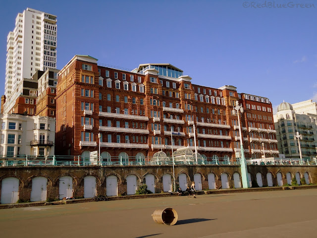 photo of Hotel Hilton at Brighton seafront