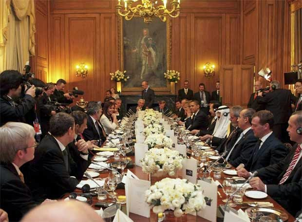 Rachel s fashion room presidencia y precedencia en el for Cena en frances