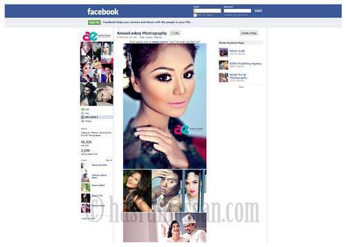 Bagaimana Membuat  'Landing Page' Untuk Facebook Fan Page