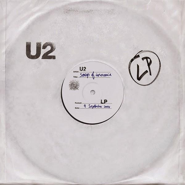 Songs of innocence cover U2