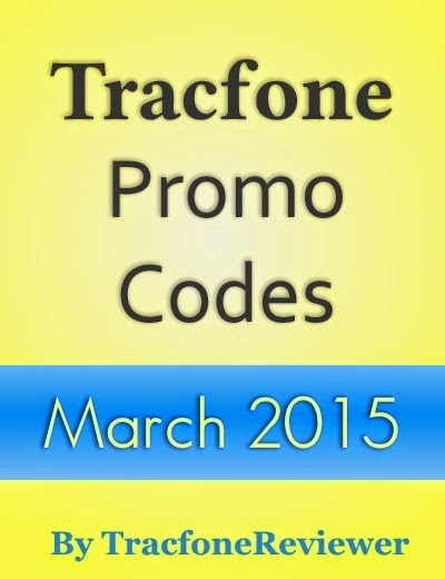 TracfoneReviewer: Tracfone Promo Codes for March 2015