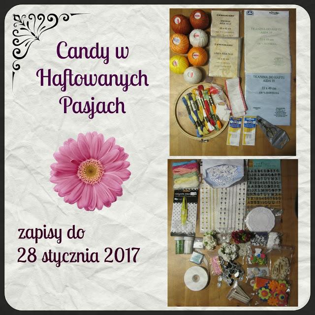 Candy rocznicowe u Agatki